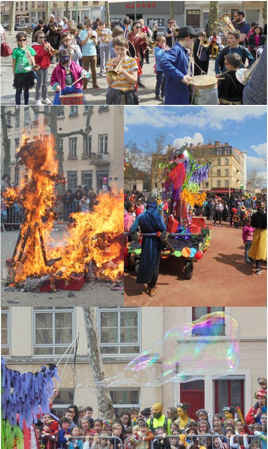 Carnaval Croix Rousse 2016